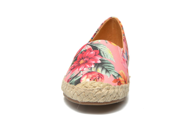 Espadrilles Shoe the bear Flower Multicolore vue portées chaussures