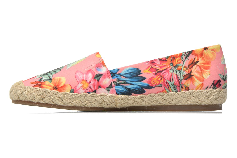 Espadrilles Shoe the bear Flower Multicolore vue face