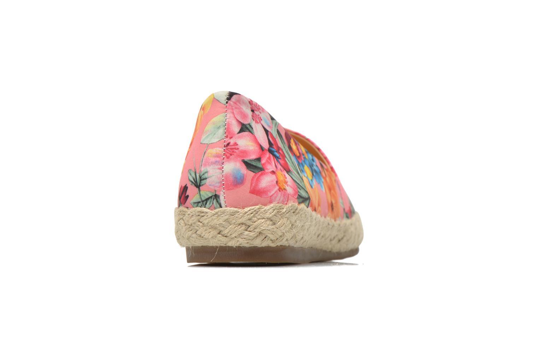 Espadrilles Shoe the bear Flower Multicolore vue droite