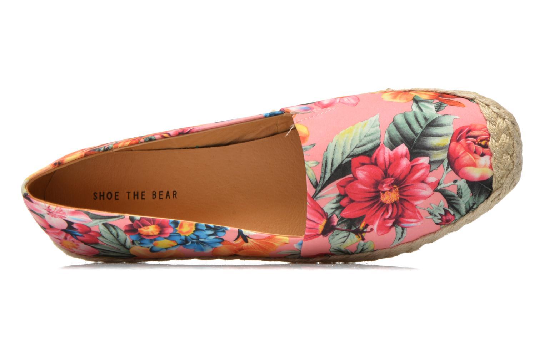 Espadrilles Shoe the bear Flower Multicolore vue gauche