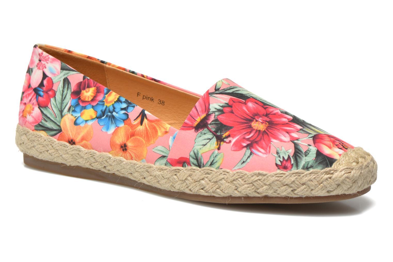Espadrillos Shoe the bear Flower Multi detaljeret billede af skoene