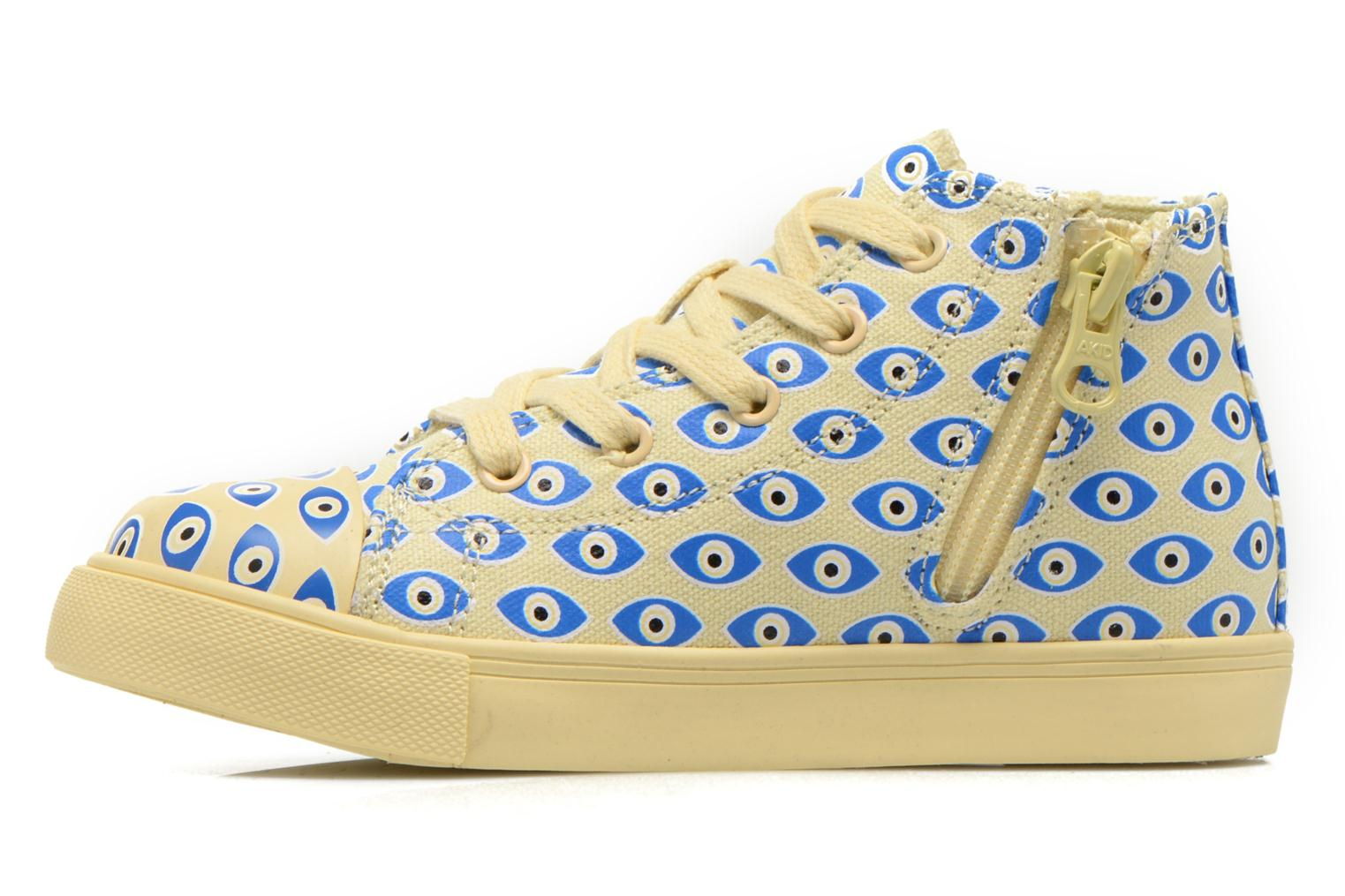 Trainers Akid Anthony Blue front view