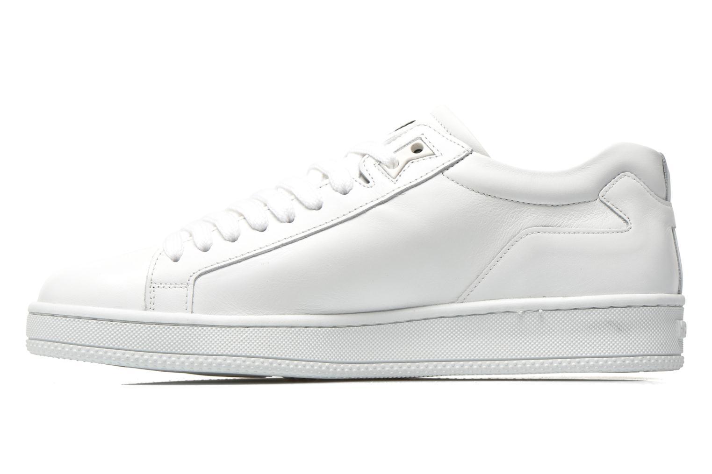 Sneaker Kenzo Tennix weiß ansicht von vorne