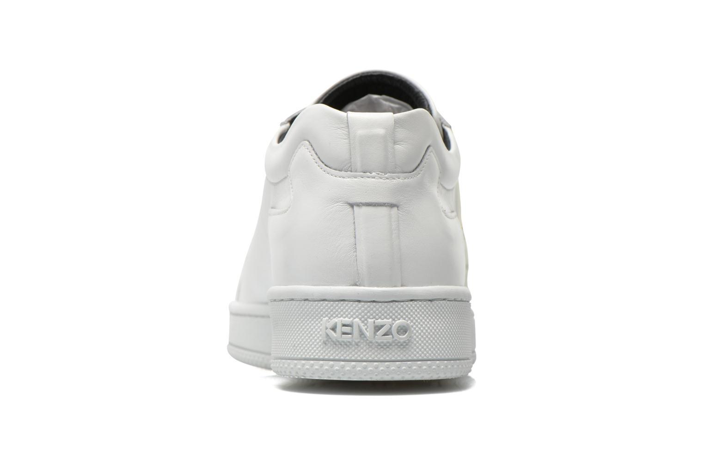Sneaker Kenzo Tennix weiß ansicht von rechts