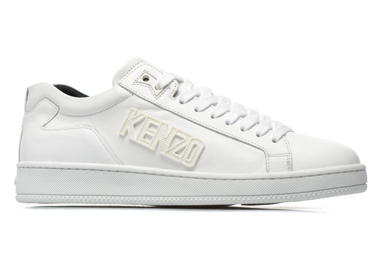 Sneaker Kenzo Tennix weiß ansicht von hinten