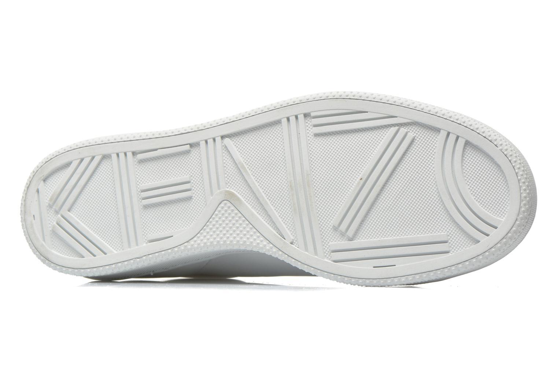 Sneaker Kenzo Tennix weiß ansicht von oben