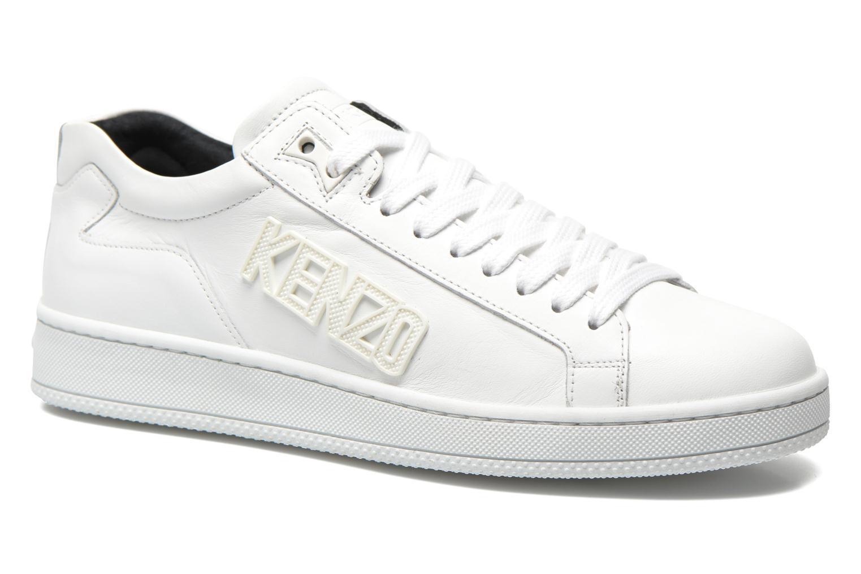 Sneaker Kenzo Tennix weiß detaillierte ansicht/modell