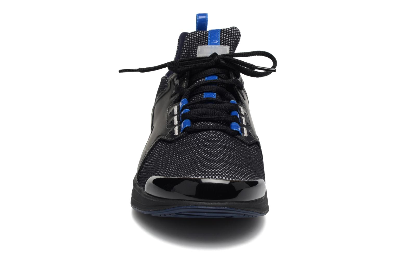 Sneaker Kenzo Ozzy schwarz schuhe getragen
