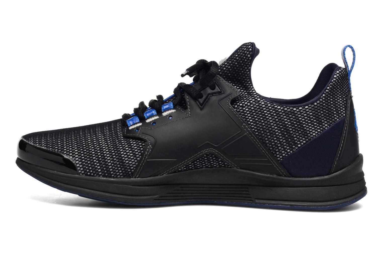 Sneaker Kenzo Ozzy schwarz ansicht von vorne