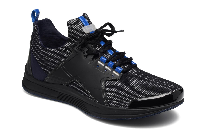 Sneaker Kenzo Ozzy schwarz detaillierte ansicht/modell