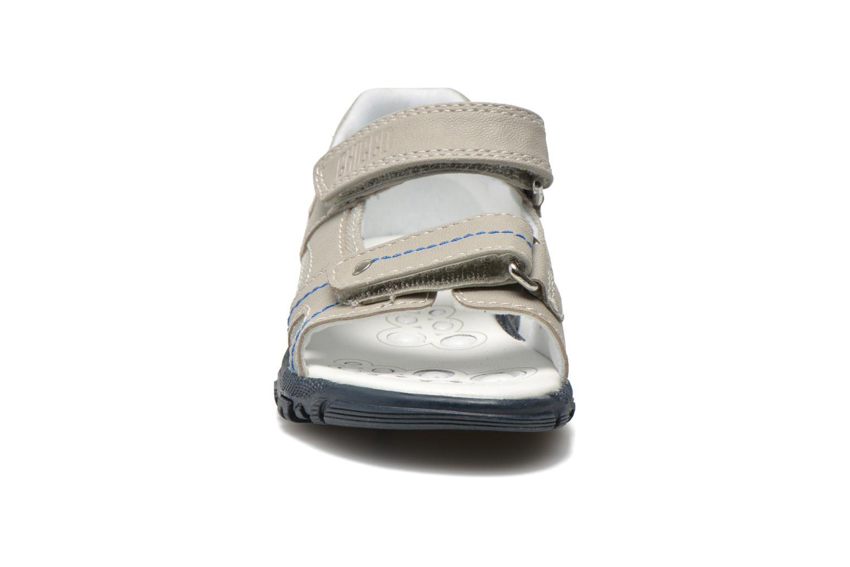 Sandali e scarpe aperte Chicco Cos Grigio modello indossato