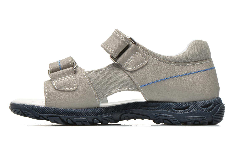 Sandali e scarpe aperte Chicco Cos Grigio immagine frontale