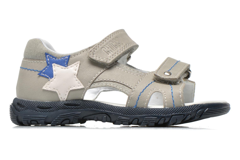 Sandali e scarpe aperte Chicco Cos Grigio immagine posteriore