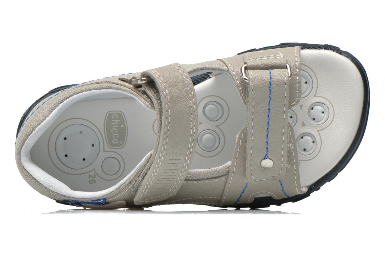 Sandali e scarpe aperte Chicco Cos Grigio immagine sinistra