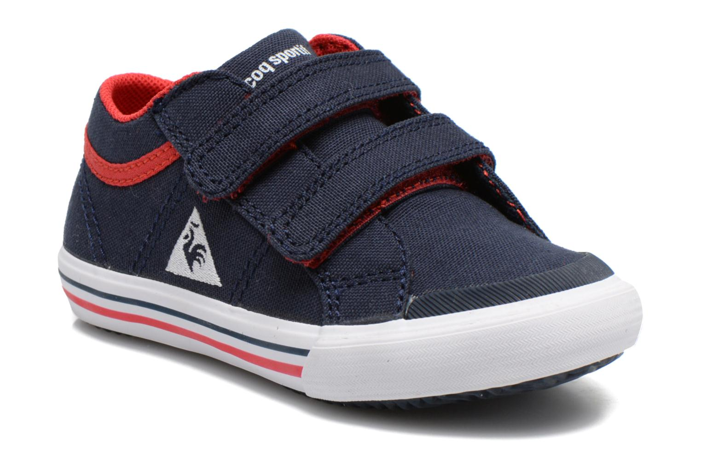 Sneakers Le Coq Sportif Saint Gaetan Inf Blauw detail