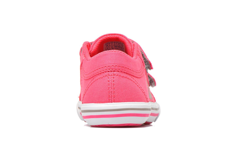 Sneakers Le Coq Sportif Saint Gaetan Inf Pink Se fra højre