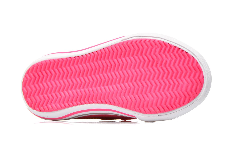 Sneakers Le Coq Sportif Saint Gaetan Inf Rosa immagine dall'alto
