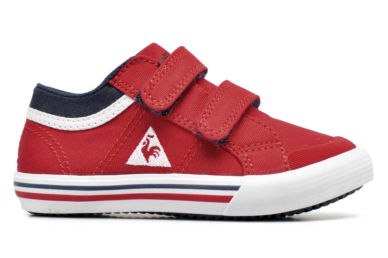 Sneakers Le Coq Sportif Saint Gaetan Inf Rosso immagine posteriore