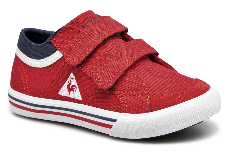 Sneaker Le Coq Sportif Saint Gaetan Inf rot detaillierte ansicht/modell