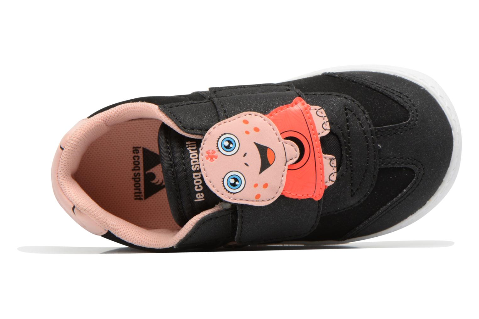 Tacleone Inf ANIMAL Face Girl Black