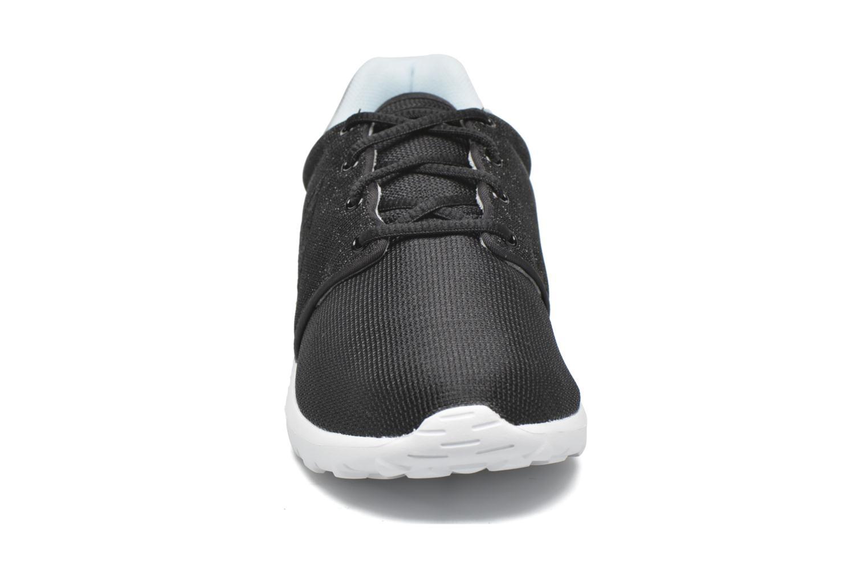 Sneaker Le Coq Sportif Dynacomf GS schwarz schuhe getragen