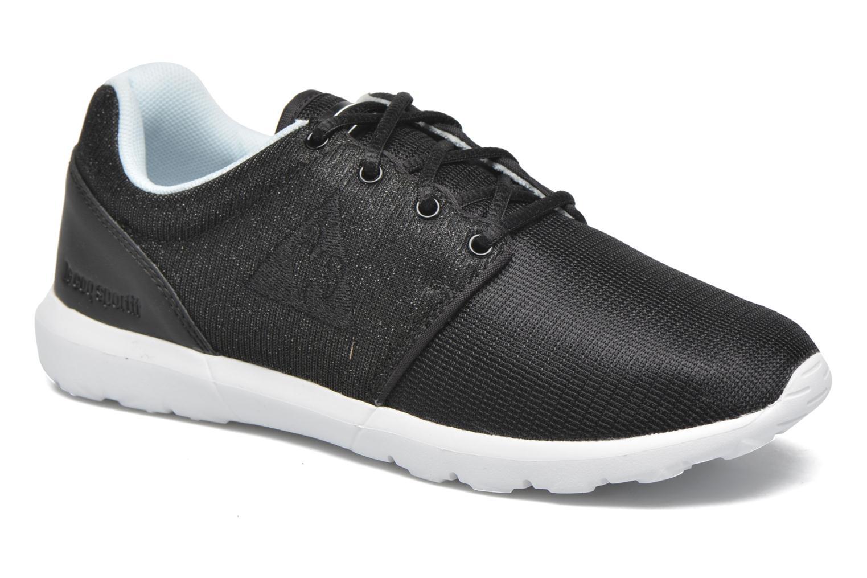Sneakers Le Coq Sportif Dynacomf GS Sort detaljeret billede af skoene