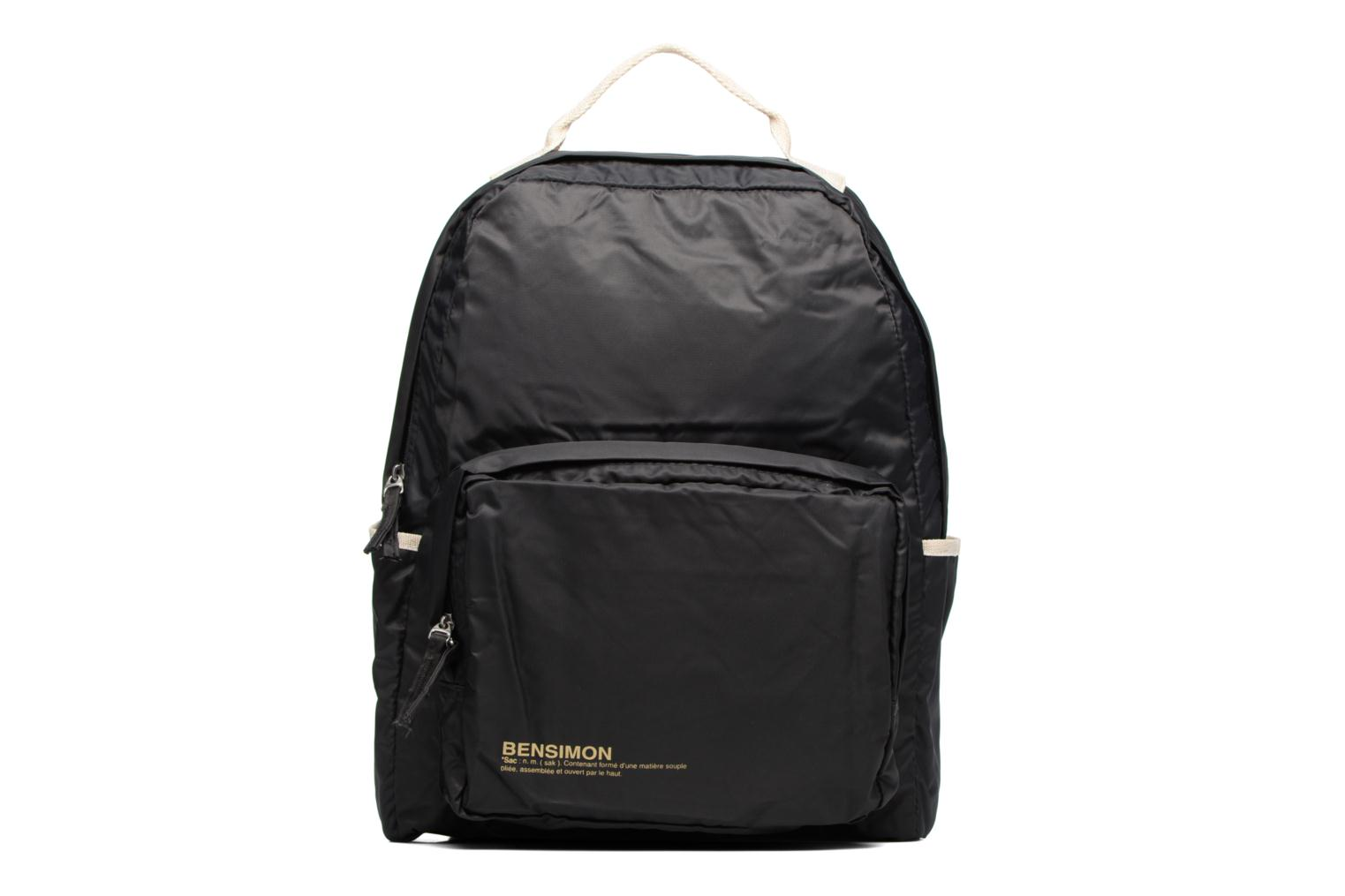 Color backpack Carbone