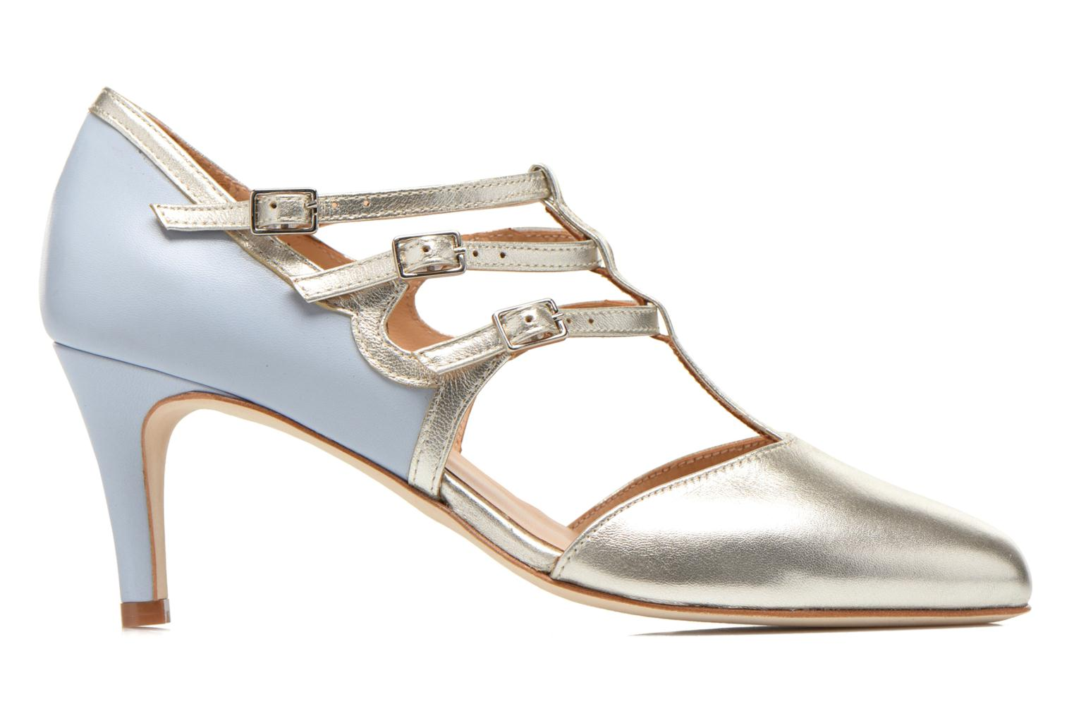 Pumps Made by SARENZA Loulou au Luco #4 Blauw detail