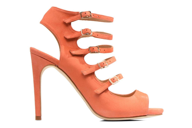 Sandales et nu-pieds Made by SARENZA Loulou au Luco #7 Orange vue détail/paire