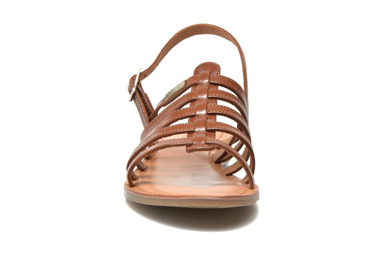 Sandalen Les Tropéziennes par M Belarbi Havapo braun schuhe getragen