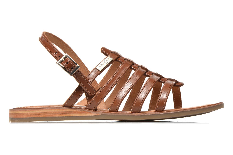 Sandalen Les Tropéziennes par M Belarbi Havapo braun ansicht von hinten