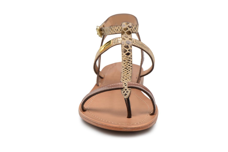 Sandaler Les Tropéziennes par M Belarbi Baie Guld og bronze se skoene på