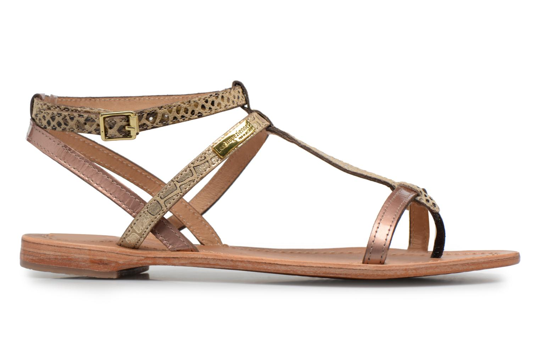 Sandali e scarpe aperte Les Tropéziennes par M Belarbi Baie Oro e bronzo immagine posteriore