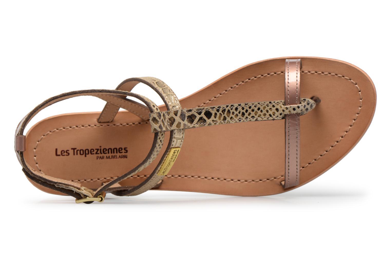 Sandaler Les Tropéziennes par M Belarbi Baie Guld og bronze se fra venstre