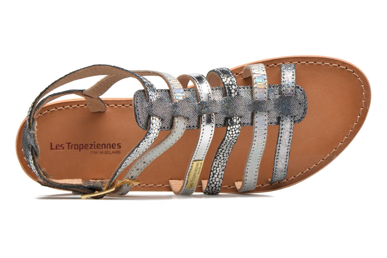 Sandales et nu-pieds Les Tropéziennes par M Belarbi Baille Gris vue gauche