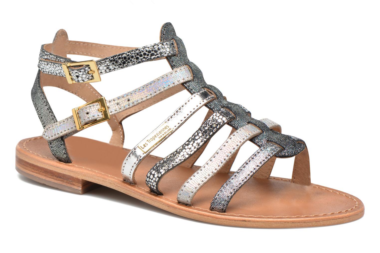 Sandaler Les Tropéziennes par M Belarbi Baille Grå detaljeret billede af skoene