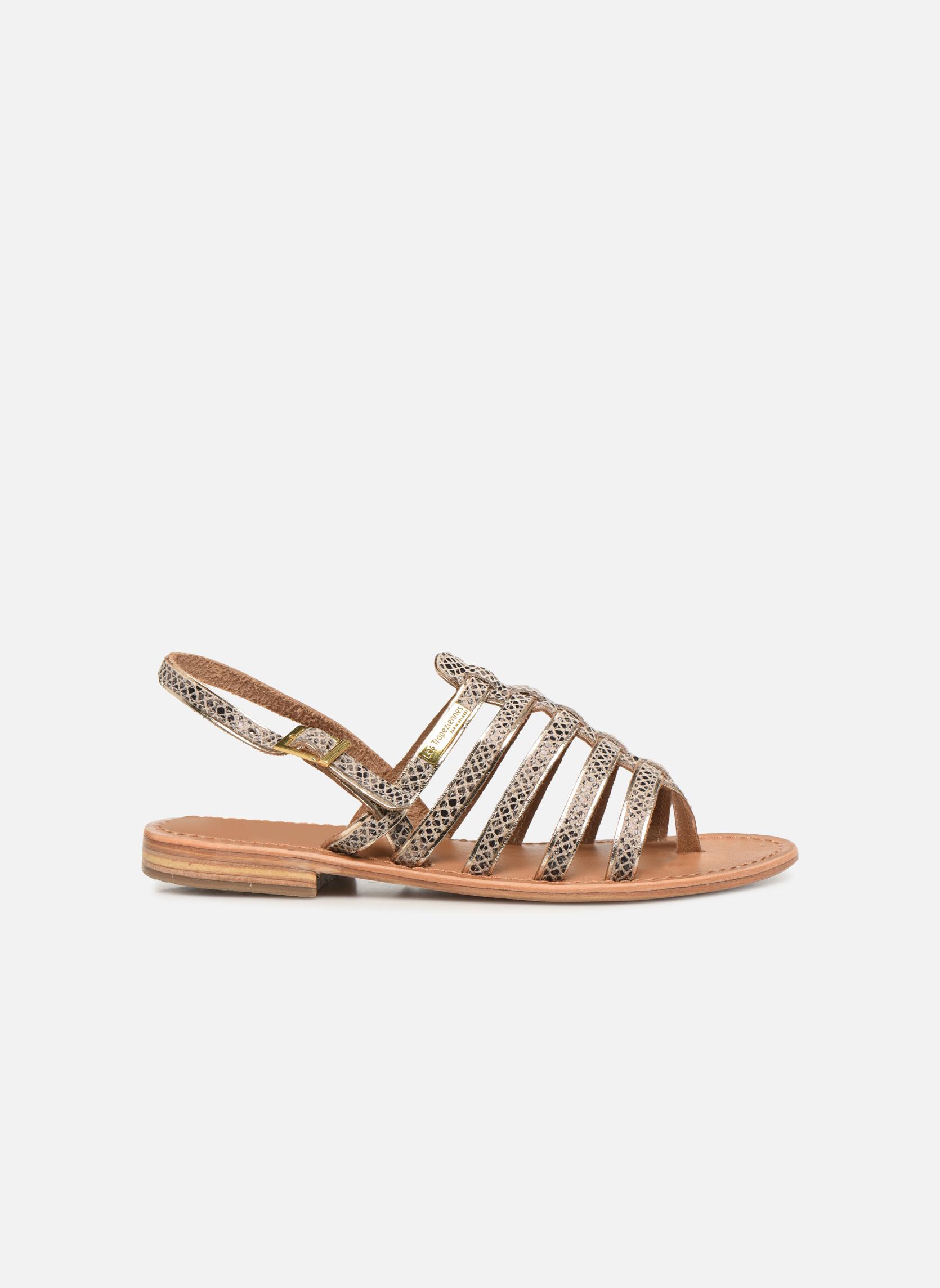 Sandals Les Tropéziennes par M Belarbi Herbier Grey back view