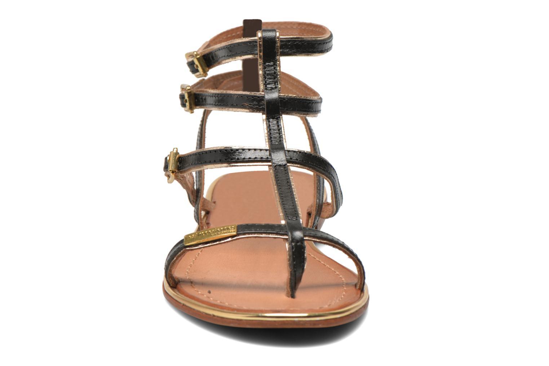 Sandali e scarpe aperte Les Tropéziennes par M Belarbi Bristol Nero modello indossato