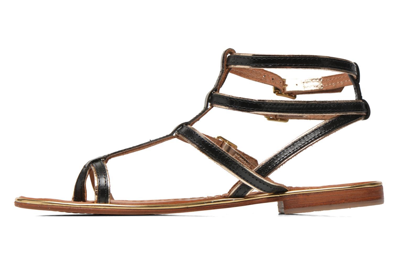 Sandali e scarpe aperte Les Tropéziennes par M Belarbi Bristol Nero immagine frontale