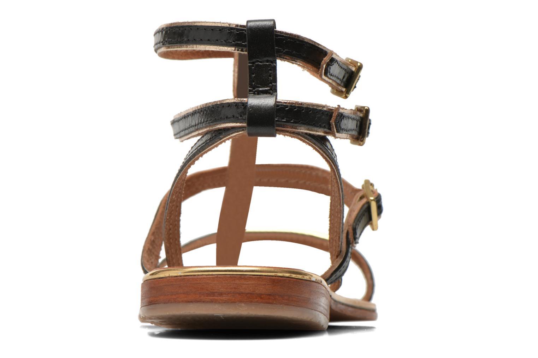Sandali e scarpe aperte Les Tropéziennes par M Belarbi Bristol Nero immagine destra