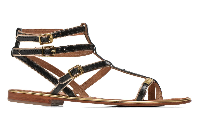 Sandales et nu-pieds Les Tropéziennes par M Belarbi Bristol Noir vue derrière