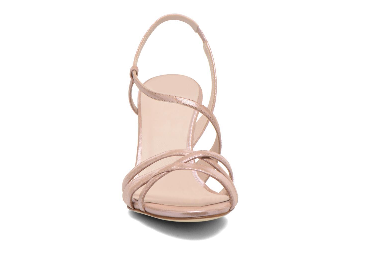 Sandales et nu-pieds L.K. Bennett Lourdes Rose vue portées chaussures