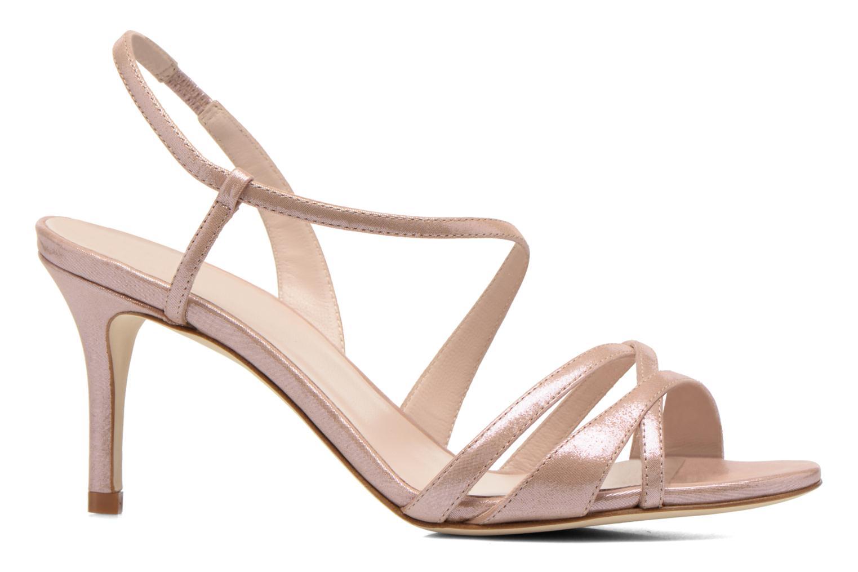Sandales et nu-pieds L.K. Bennett Lourdes Rose vue derrière