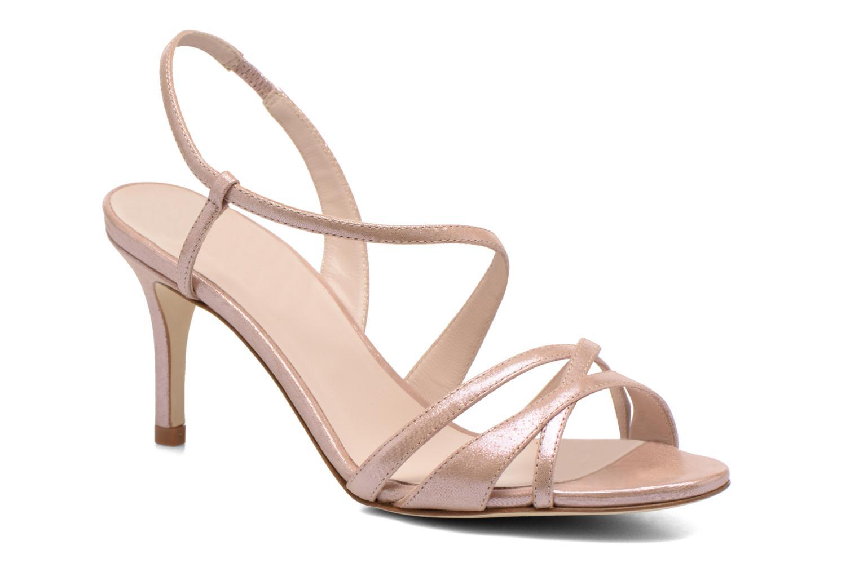 Sandales et nu-pieds L.K. Bennett Lourdes Rose vue détail/paire