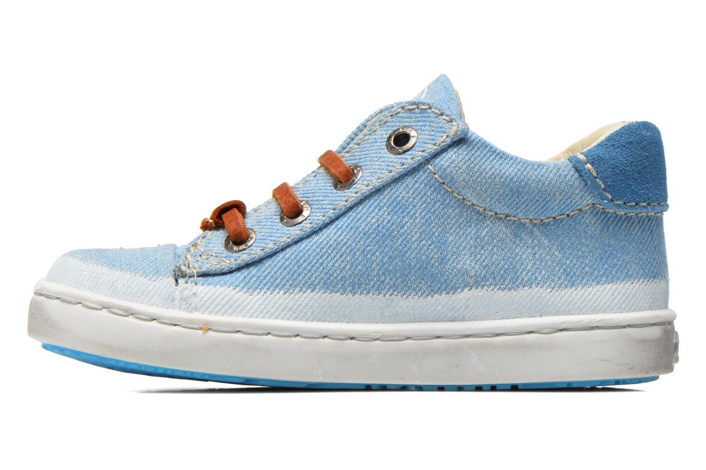 Baskets Shoesme Urban Bleu vue face