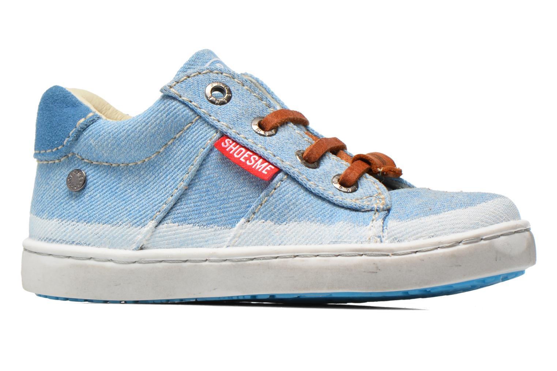 Baskets Shoesme Urban Bleu vue derrière