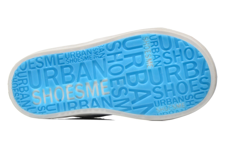 Baskets Shoesme Urban Bleu vue haut