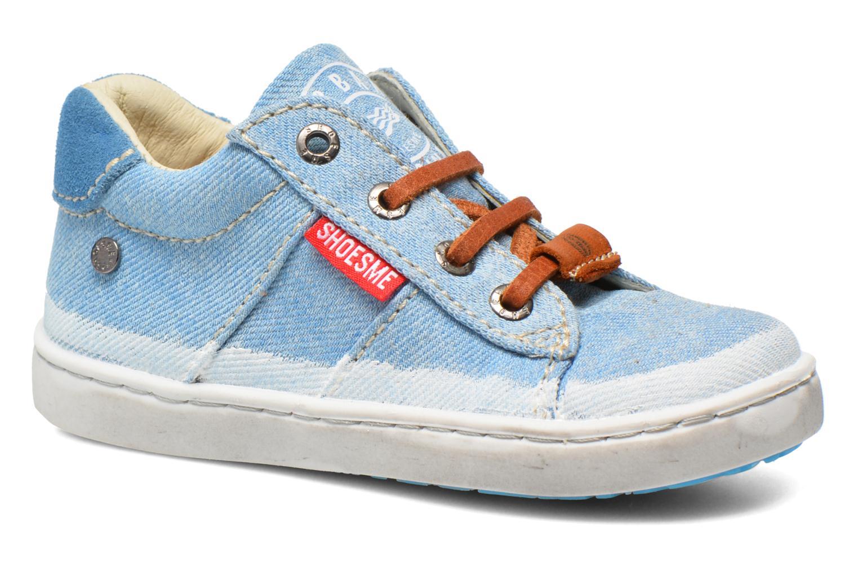 Baskets Shoesme Urban Bleu vue détail/paire