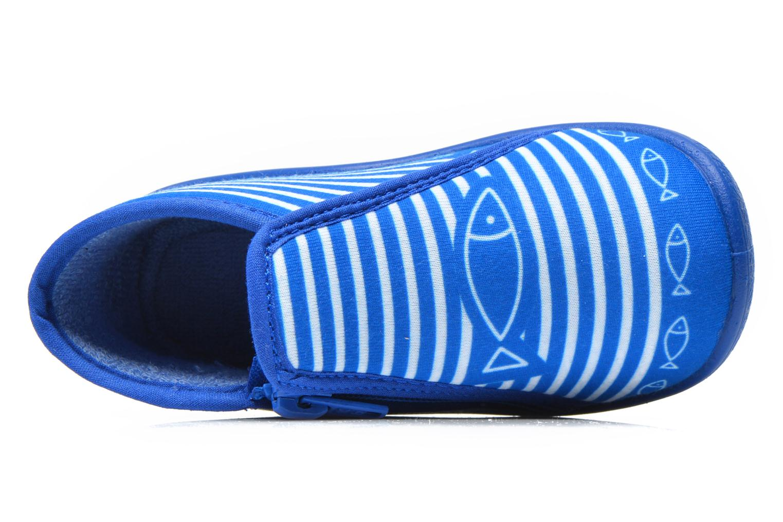 Botillon Zip Timouss Bleu Electrique