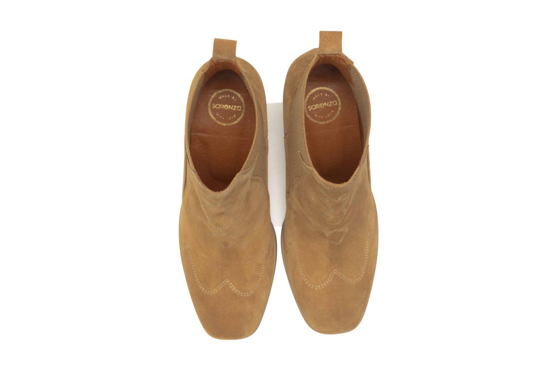 Boots en enkellaarsjes Made by SARENZA Western Fever #8 Bruin model